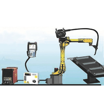 焊接机器人技术方案(Technical proposal of welding robot )